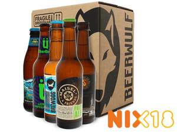 Beerwolf 12 pack box