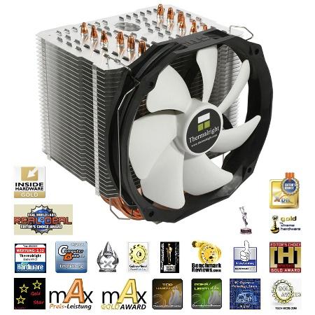 Thermalright Macho Rev.A (BW) CPU koeler voor €21,98 @ Hardwareversand.de