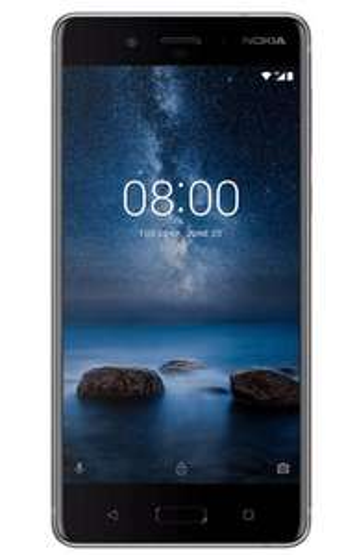 Nokia 8 dual sim grijs