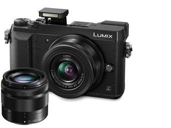 Panasonic GX80 4K + 12-32mm & 35-100mm lenzen voor €589,95 @ iBood