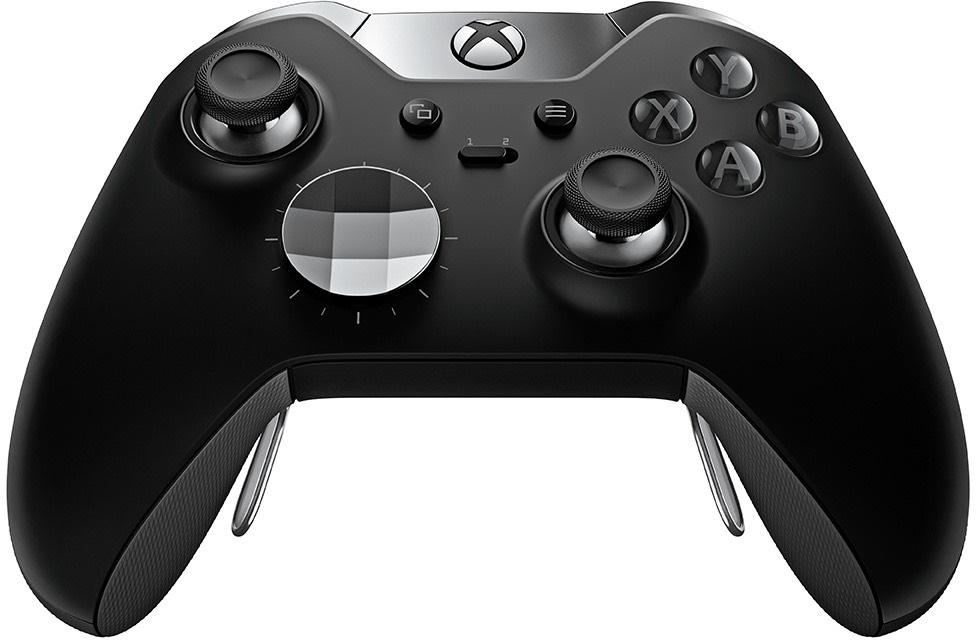 MICROSOFT Xbox One Elite Wireless , Controller ZWART @Mediamarkt DE