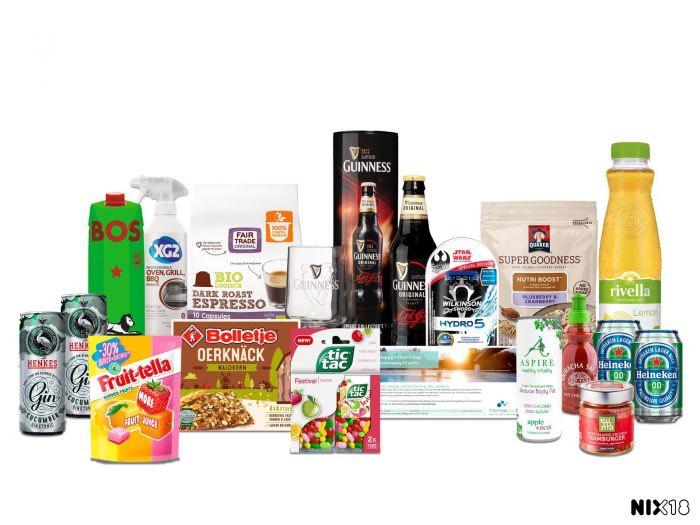 Cadeau box t.w.v €78,69 voor €14,95