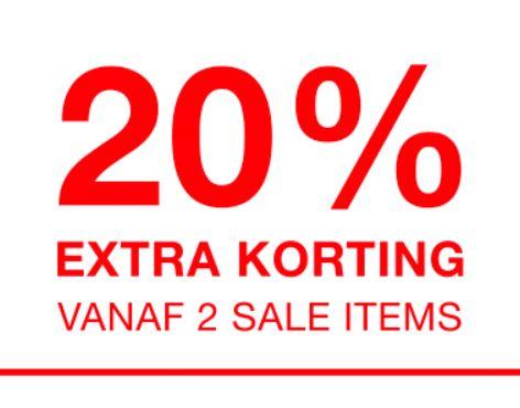 Actie: 20% EXTRA korting (va 2 artikelen) @ Promiss