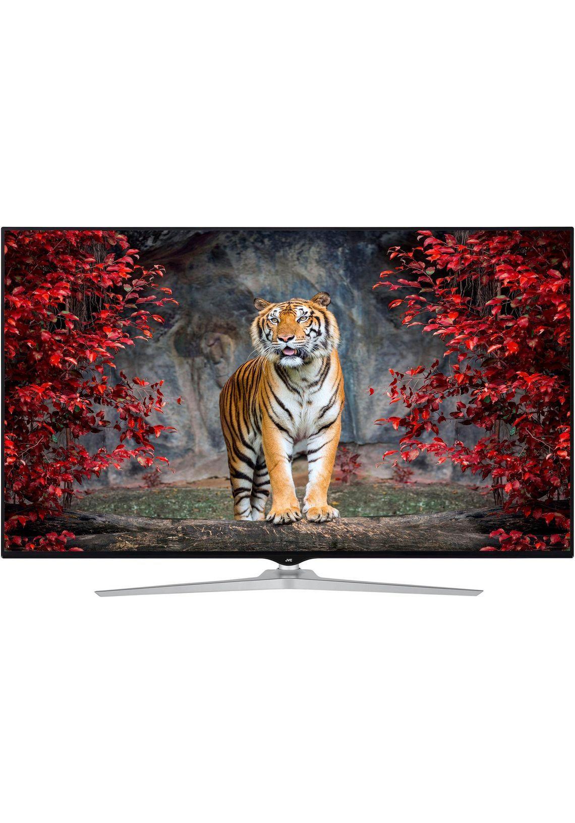 JVC 50 inch 4K Ultra HD, HDR10 smart-tv