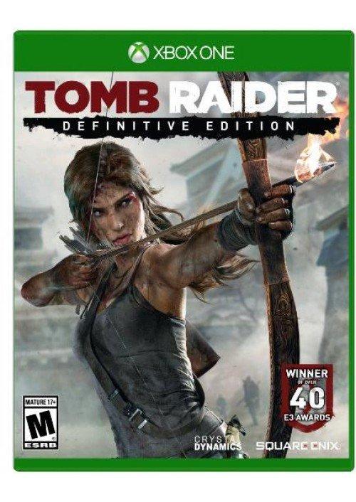 Tomb Raider Definitive Edition Xbox One @cdkeys