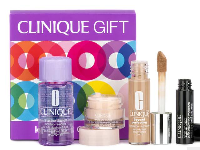 Clinique 4 luxe miniaturen cadeau bij aankoop vanaf €49,-