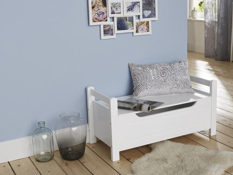 Livarno Living opbergbank voor €24,99 @ Lidl