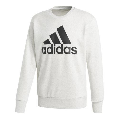 adidas Essentials Big Logo Crew Sweatshirt -55% @ Tennis Point