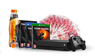 Shadow of the Tomb Raider gratis DLC-sleutel! (per pagina fout!)