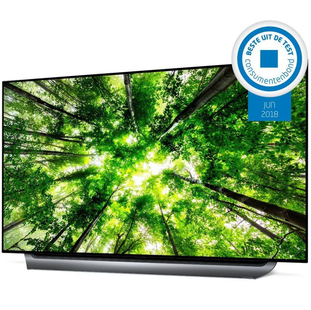 LG OLED55C8PLA 4k OLED TV, 100 hz. Ruim € 750 goedkoper dan elders @ TV reus