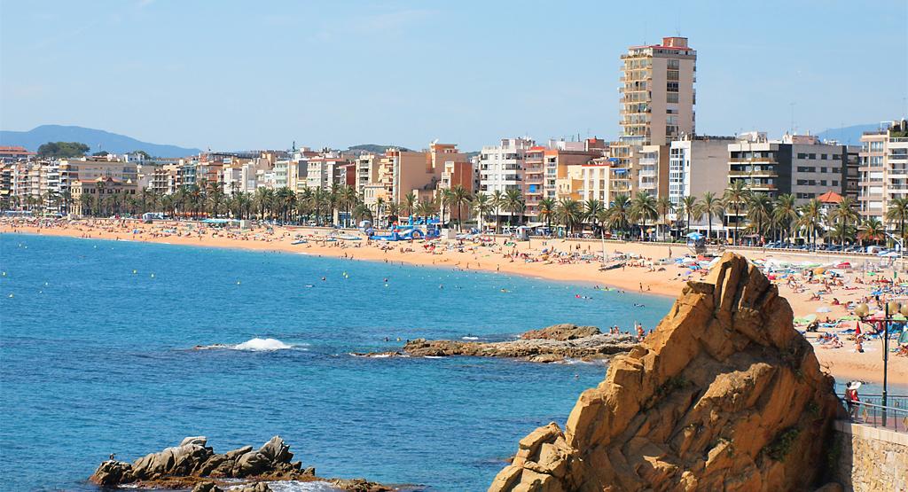 74 euro per persoon Lloret de Mar (morgen vertrekken) o.b.v. 4 personen