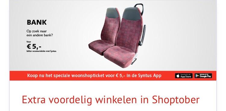€5,- dagticket Bus Syntus Utrecht, Gelderland, Twents #shoptober @Syntus/Keolis