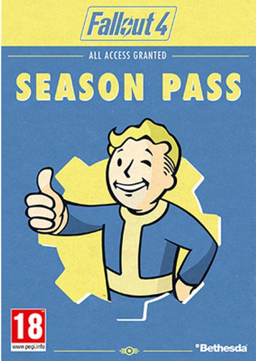 Fallout 4 Season Pass PC met 73% Korting!