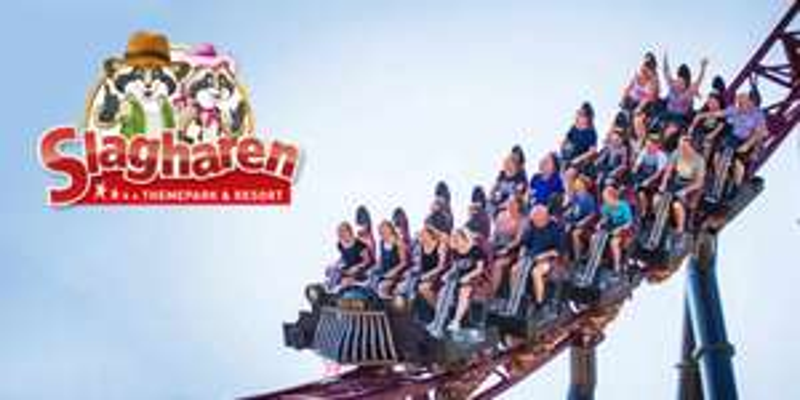 Ticket Attractie- & Vakantiepark Slagharen @ DailyDeal