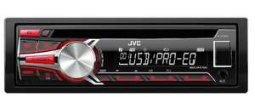 JVC KD-R451E Autoradio voor €30,55 @ Amazon.it