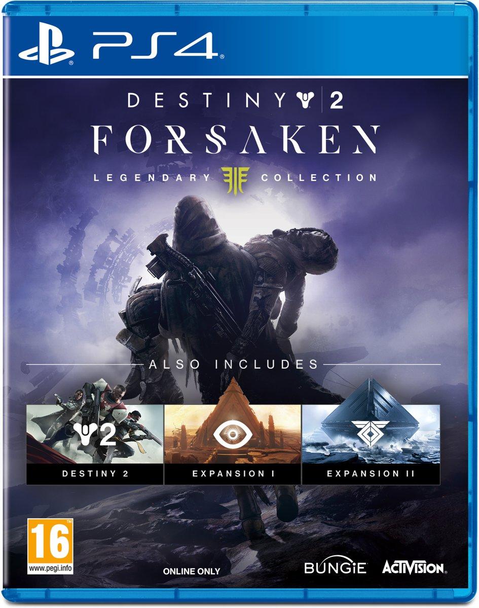 Destiny 2: Forsaken - Legendary Collection PS4 @Amazon.fr