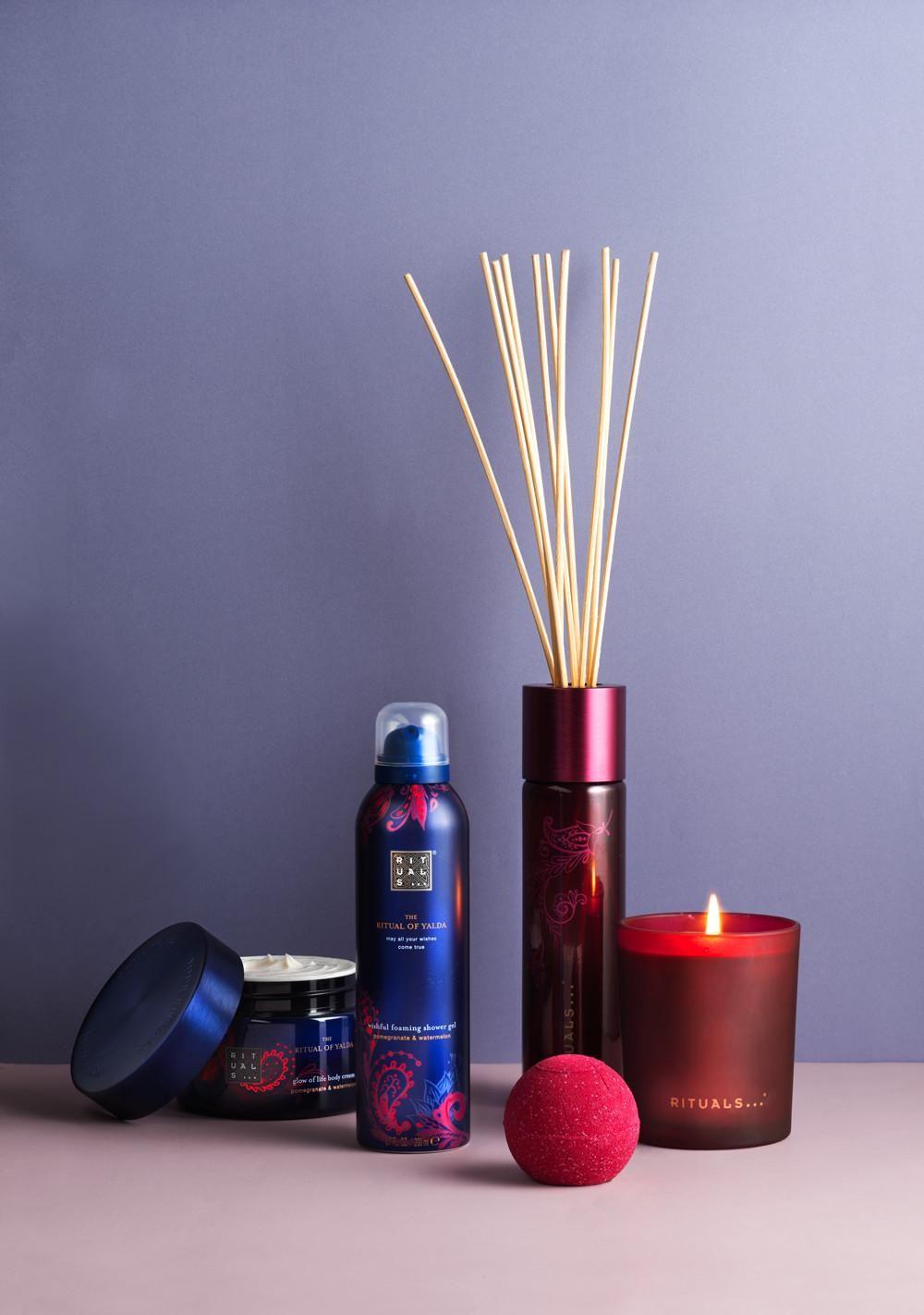 11x JAN Magazine + Rituals Yalda Limited Edition set t.w.v. €85,50 voor €59,95