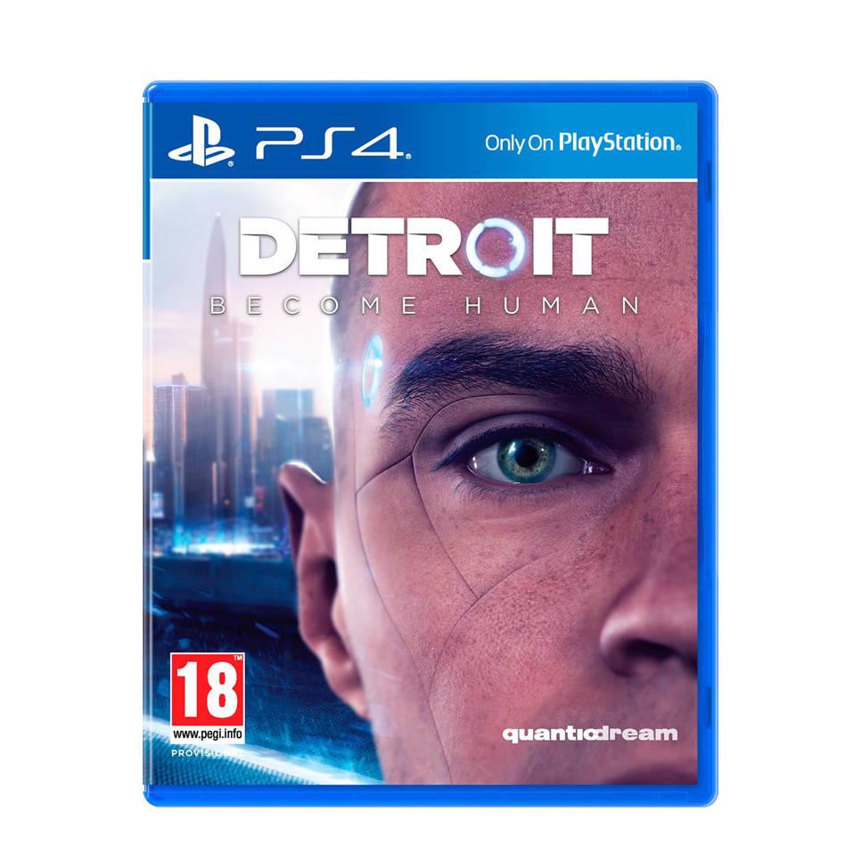 Detroit: Become Human (PS4) voor €17,95 @ Wehkamp