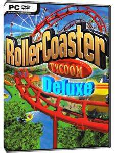 RollerCoaster Tycoon: Deluxe (Steam) @Gamivo