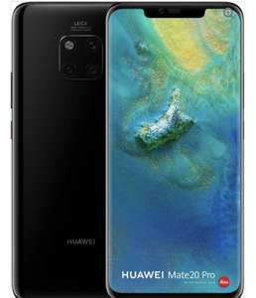 Hauwei Mate 20 Pro €789