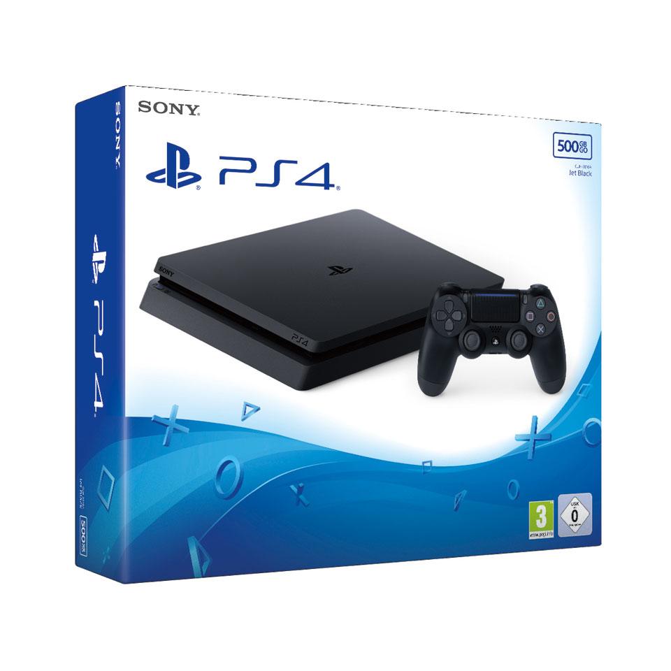 PS4 Slim 500GB + Destiny 2 voor €188 @ Intertoys