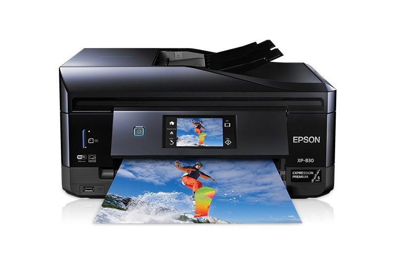 Epson Expression Premium XP-830 - voor €129 @ Fotokonijnenberg.nl