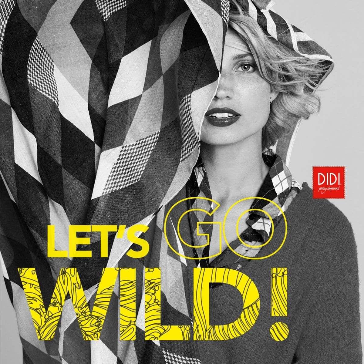 Let's go Wild bij Didi 40% korting op herfst/winter- en 20% korting op kerstcollectie