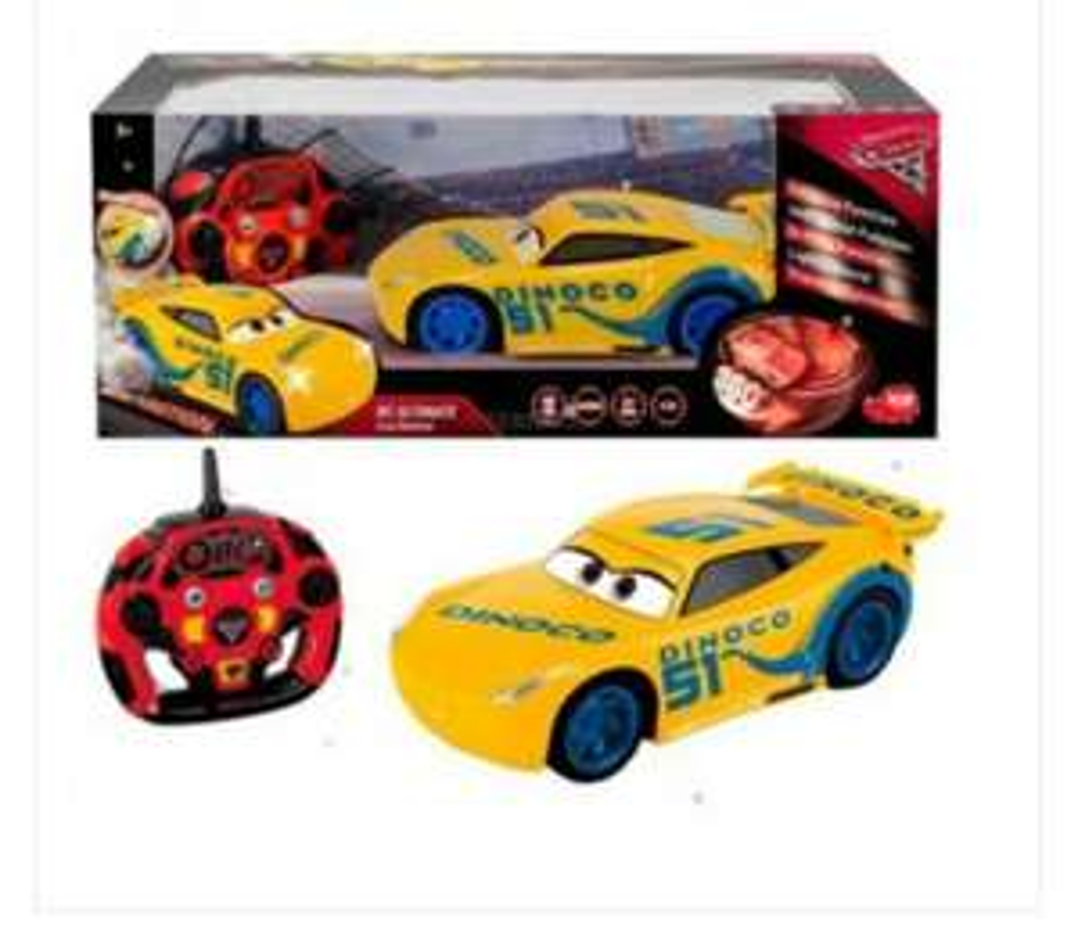 Disney Cars 3 Afstandbestuurbare Cruz Ramirez