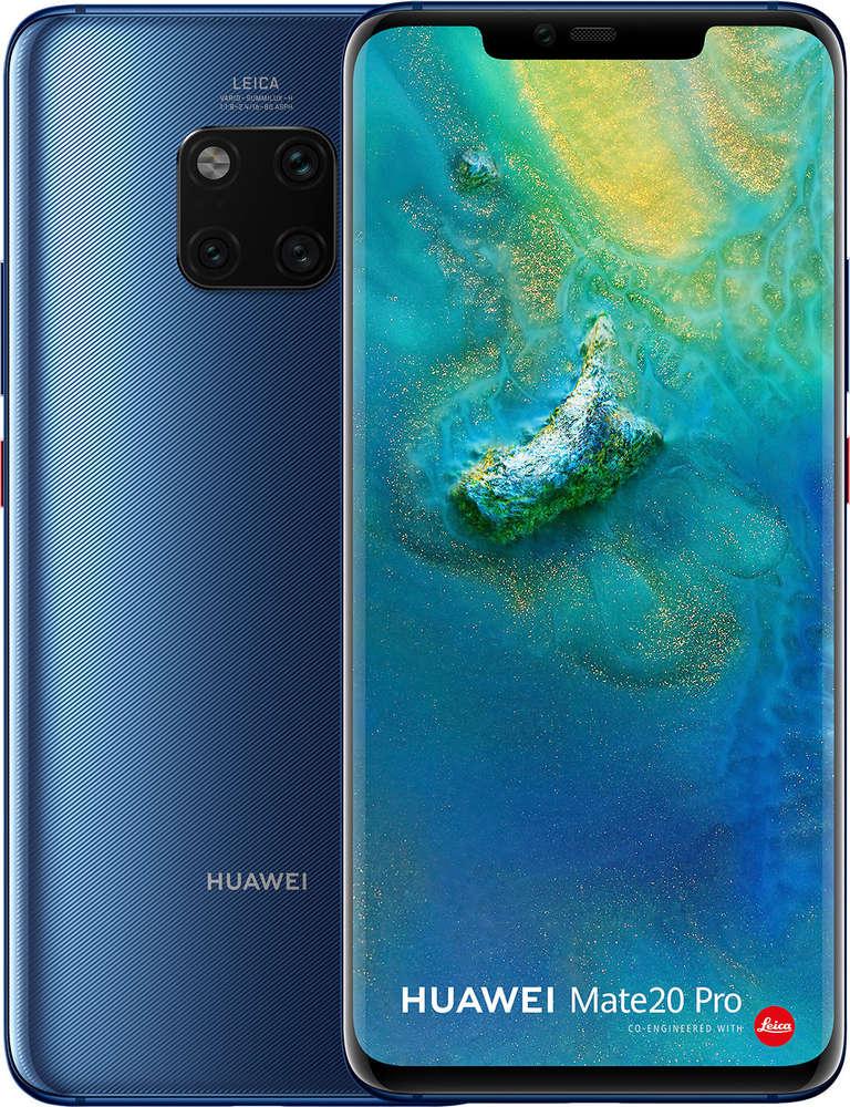 Huawei Mate 20 Pro 128GB voor 719, elders vanaf €936,00