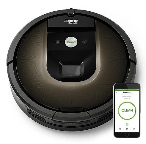 iRobot Roomba 980 voor €613,08 @  Art & Craft