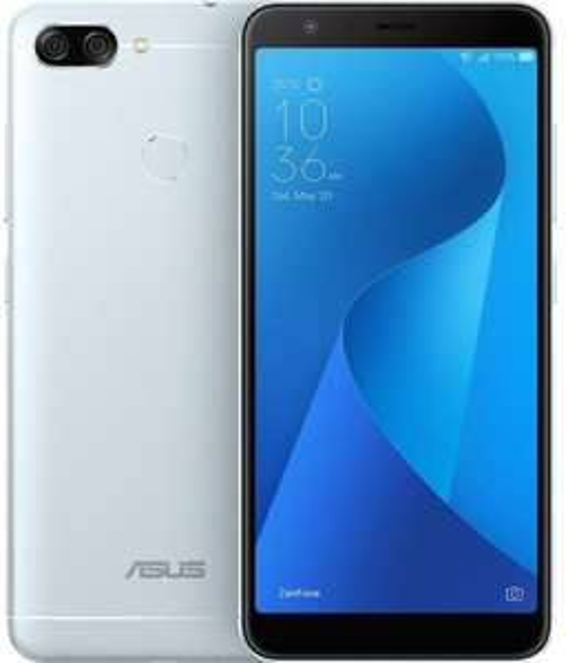 Asus Zenfone Max Plus Zilver 32GB Dual Sim voor €169 @ Bol.com