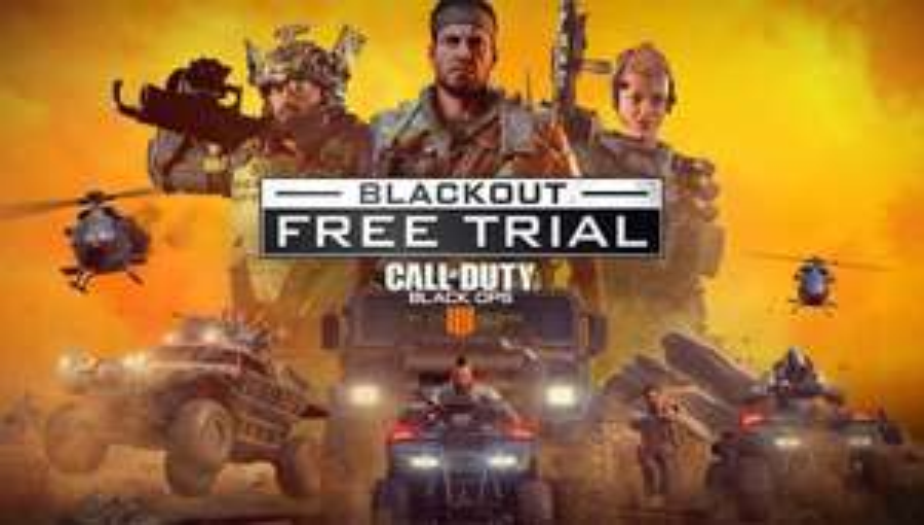 [PC/XB1/PS4] Call of Duty: Black Ops 4 gratis speelbaar van 17 t/m 24 januari