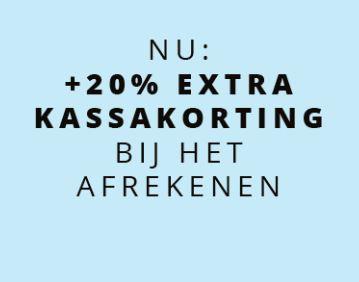 SALE tot -50% + 20% EXTRA @ Van Dalen
