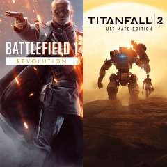 13 euro. PS4, Battlefield™ 1 en Titanfall™ 2 Ultimate Bundle