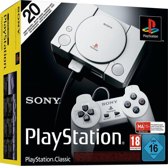Sony Playstation Classic @ Bol.com