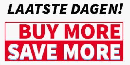 Buy More Save More: 10-20% korting - ook op sale @ Coolcat