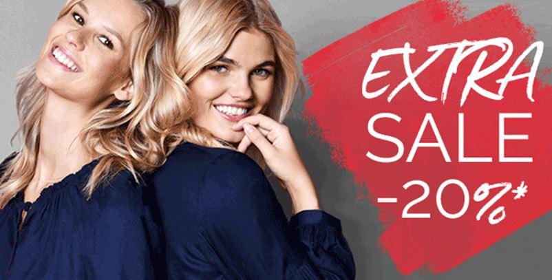Actie: 20% EXTRA korting op sale @ Street One
