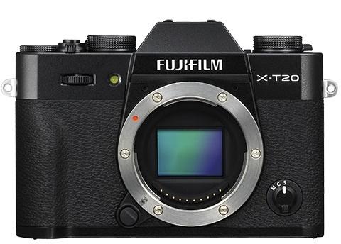 [Foutje?] Fujifilm X-T20 Body zwart @Verschoore
