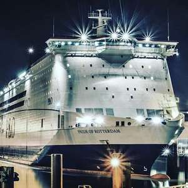 Mini-cruise Rotterdam naar Hull vanaf €49 per persoon @ P&O Ferries