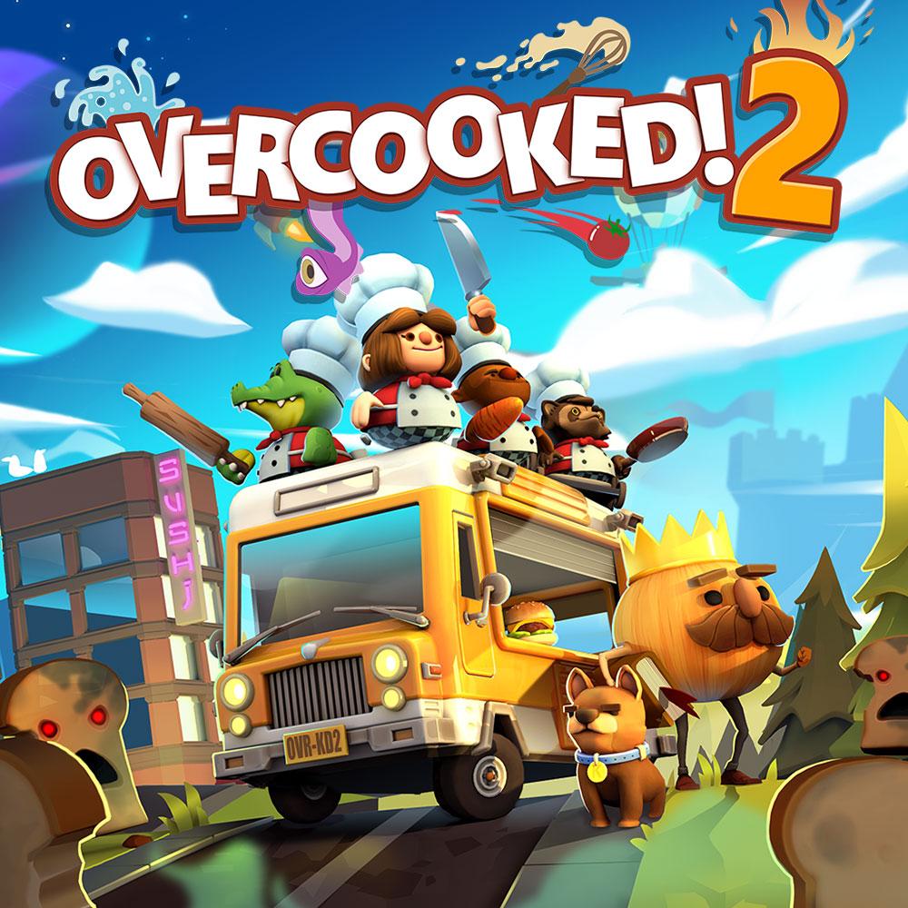 Overcooked! 2 Nintendo Switch @eShop