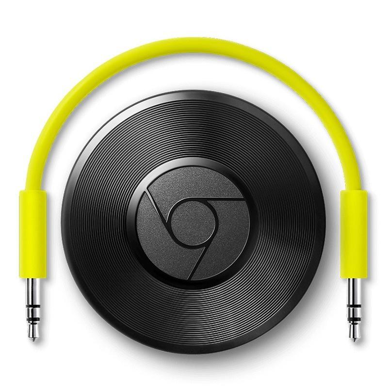 2x Chromecast Audio voor 40 pond (45,90 EUR) @ mymemory.co.uk