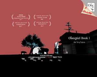 Oikospiel Book I, surrealistische game gratis @ Itch.io