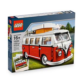 LEGO Camper Bulli T1 @ Volkswagen Shop