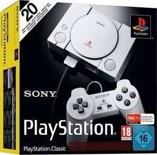 Sony PlayStation Classic @ Amazon.de