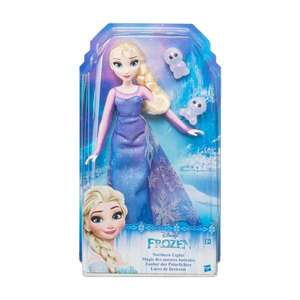 Disney Frozen Noorderlicht Elsa pop @ Kruidvat