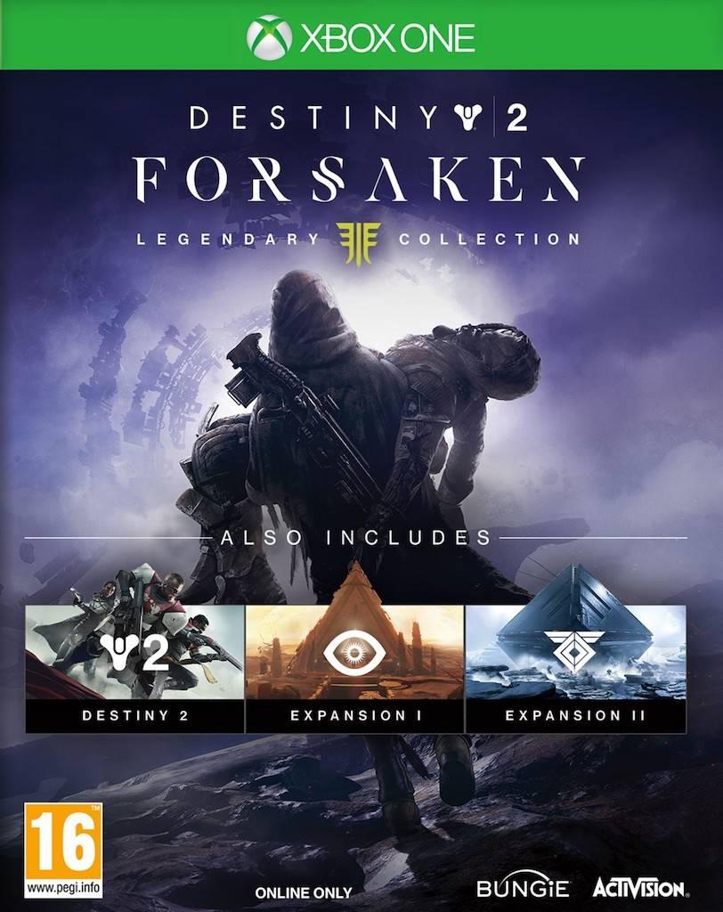 Destiny 2 – Forsaken Legendary Collection (XB1/PS4) @ Media Markt