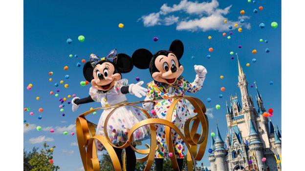 Disney's Magisch Vuurwerk Festival