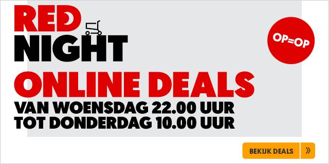 Red Night vanaf 22:00 (PlayStation Classic €29,99 inclusief verzending) @ Mediamarkt
