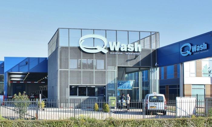 Q-Wash @ Den Bosch ( SocialDeal )